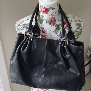 Jones New York Leather bag